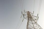 електрически стълб (снимка)