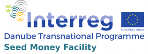 Participation of Bulgarian Energy and Mining Forum in EU INTERREG project (logo)